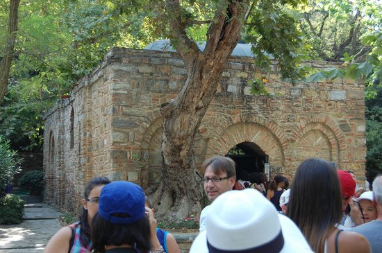 Byzas Tours: Mary's house