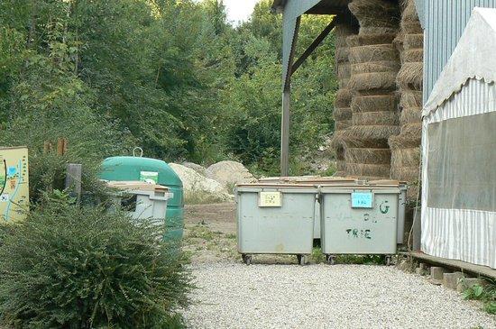 Camping Le Val de Trie: Accueil