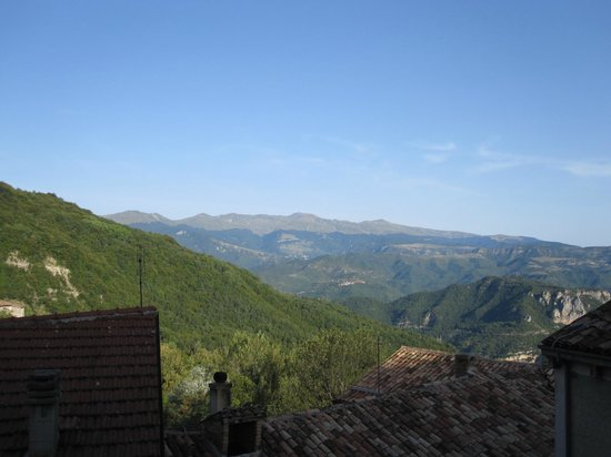 Antica Locanda: Panorama dalla Camera 113