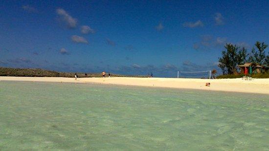 Castaway Cay: paradise