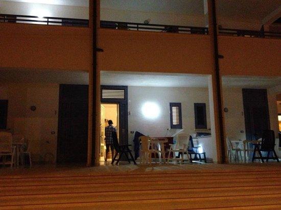 Hotel Francesco: Ingresso camera