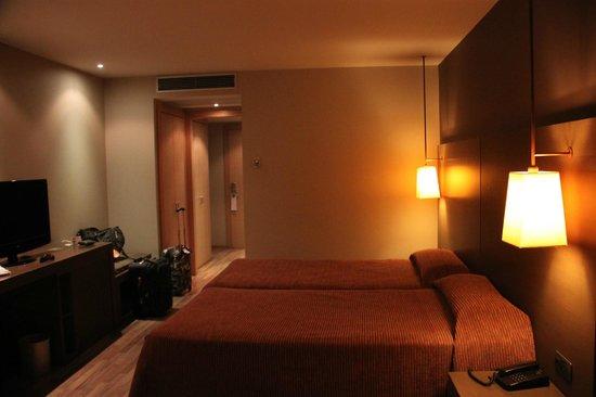 NH Hesperia Andorra La Vella: Room