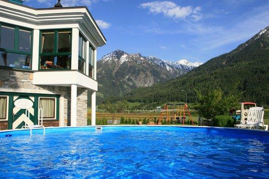 Landhaus Rohregger: Pool