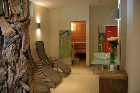 Landhaus Rohregger: Wellness Bereich