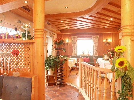 Landhaus Rohregger: Speisesaal