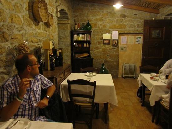 Agriturismo La Kustera : interno locale
