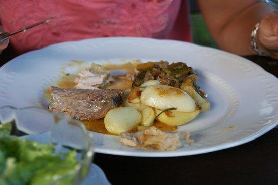 Tourist Farm Zelinc : Diner