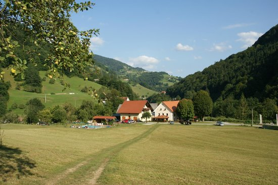 Tourist Farm Zelinc : Sloveens Paradijs!