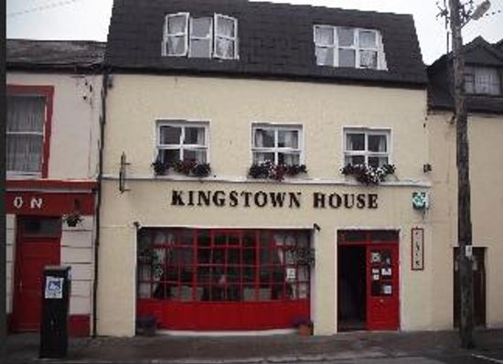 Kingstown House: front of house