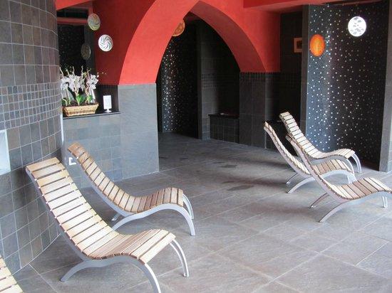 Park Hotel Argento : zona relax spa