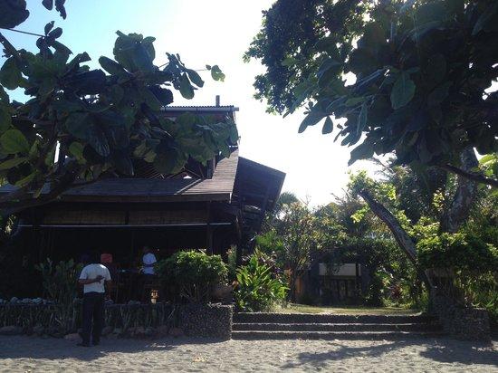 Sunset House Lombok: restaurant