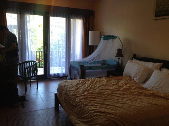 Sunset House Lombok: Standart Zweipersonszimmer Nr.23