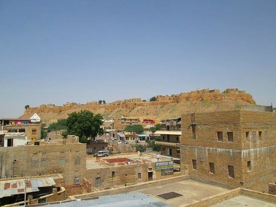 Hotel Neem Haveli: view from roof