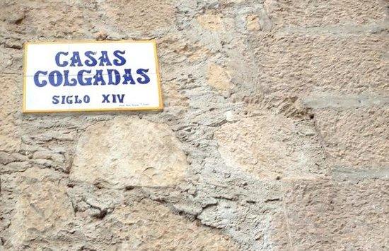 Museo de Arte Abstracto Español Casas Colgadas: Casas Colgadas - Hang houses