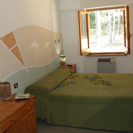 Parco Hotel Granaro: camera immersa nel verde