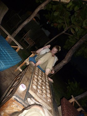 Mgoza Lodge: relaxing