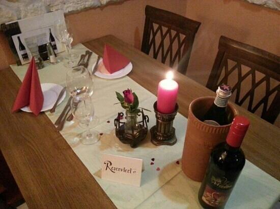 Da Romeo: Valentinstag