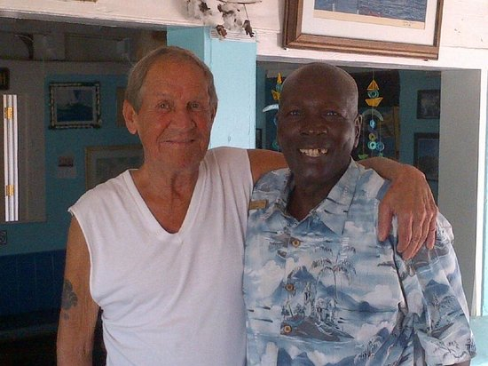 Peace and Plenty: good Friends!.... Jim and Doc