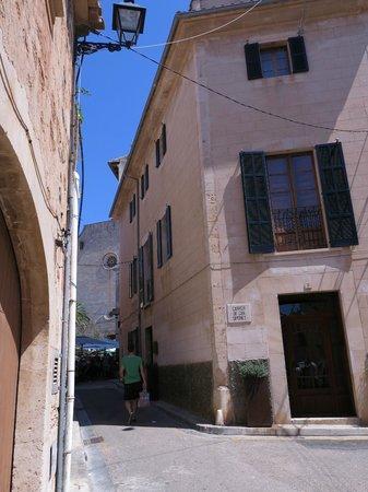 s'Hotelet De Santanyi : s'Hotelet Santanyi - outside