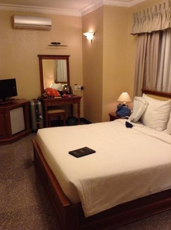 May Hotel: 部屋