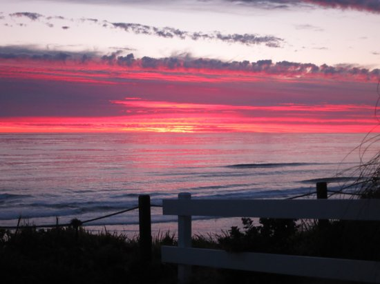 The Sands Condominiums: Sunsets to die for......
