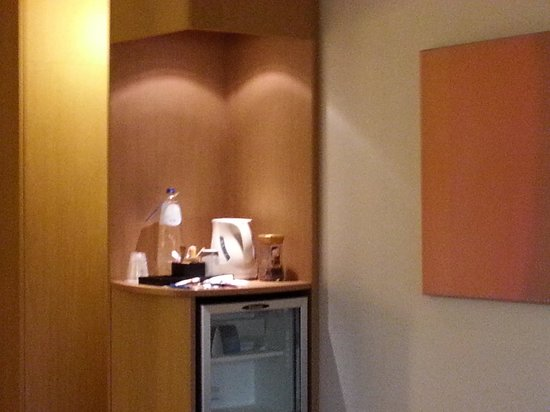 Novotel Amsterdam City: my room