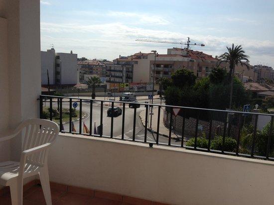 Hotel Puerto Mar: Vistas desde terraza