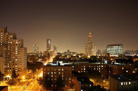 Fairfield Inn & Suites New York Brooklyn: il panorama dal terrazzo al nono piano