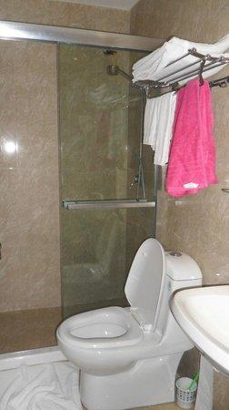 Hotel Rome Love: bathroom