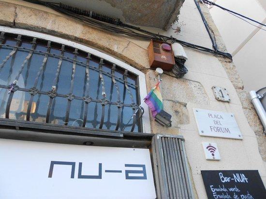 Bar NU-A : Libre