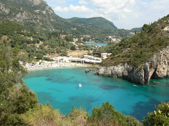 Stamatela Studios : One of many stunning beaches