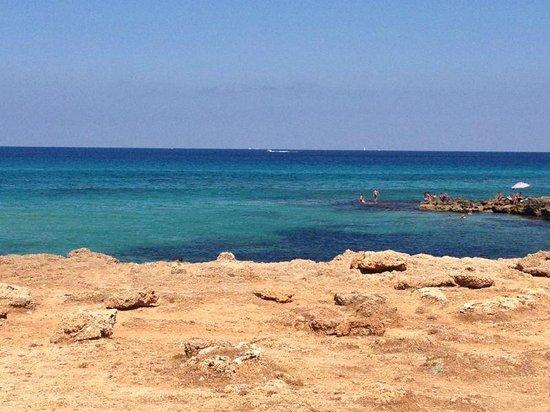 Spiaggia di Macari: Baia Santa Margherita