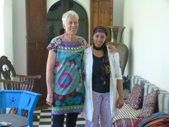 Riad Tibibt: Août 2013. A bientôt Fatima.