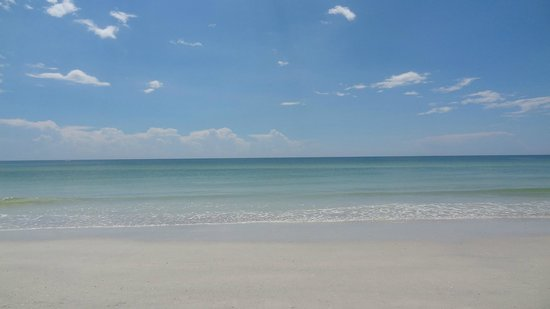 Long Key Beach Resort & Motel: Beautiful beach/sea