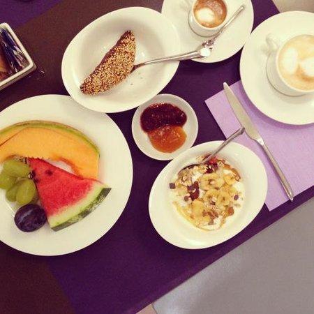 Hotel Annunziata: colazione