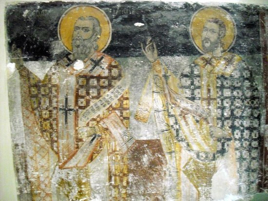 Church of the Holy Apostles: Santi Gerarchi