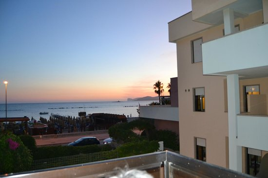 Picale Apartments : The seaview from our terrace