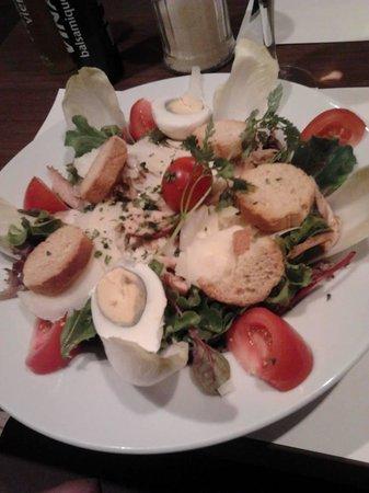 La Busca : insalata nizzarda