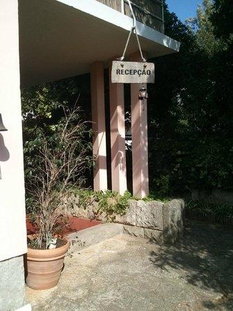 Agarre O Momento Guest House : Outside