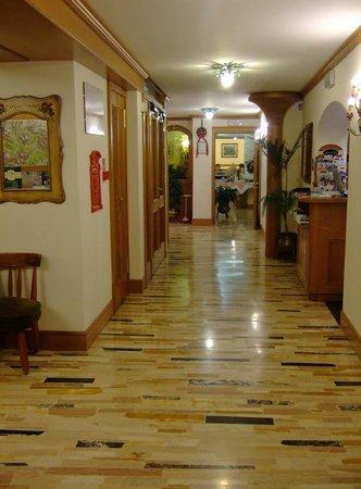 Hotel Pontechiesa: レセプション