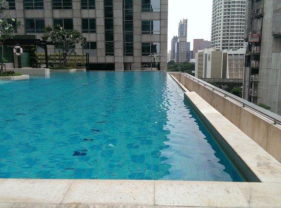 ศิวาเทล กรุงเทพ: Pool