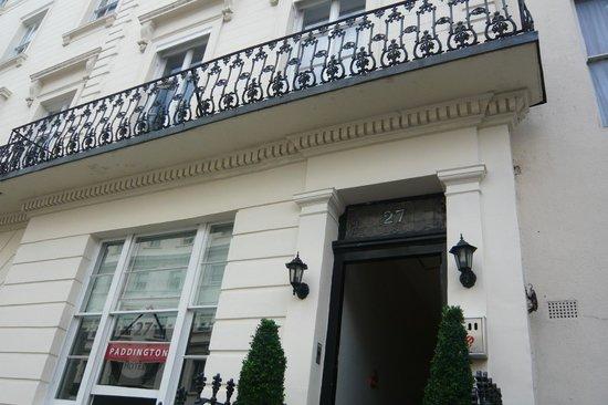 MStay 27 Paddington Hotel: ingresso