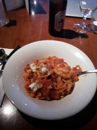 Gusto Liverpool: Spaghetti