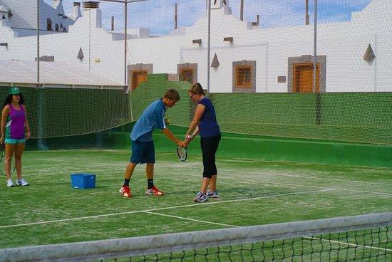 Corralejo Tennis Academy: Tennis holiday at Los Barqueros