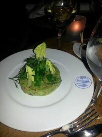 Cafe Germain: Guacamole