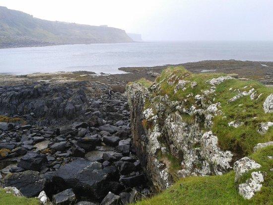 Beinn Edra House Bed & Breakfast : walking distance viewpoint