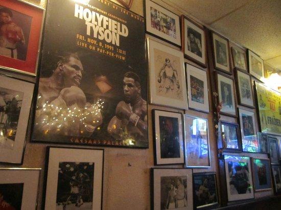 Jimmy's Corner: todo ambientado en el mundo del boxeo