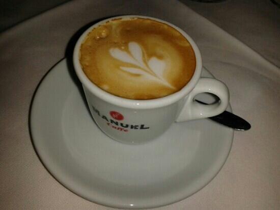 Laubenkeller: Espresso Macchiato