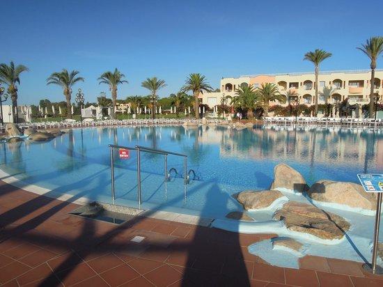 Pullman Timi Ama Sardegna : piscine
