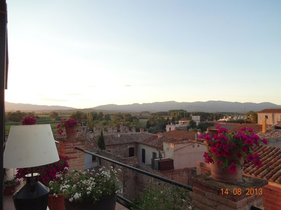 Cal Sagrista: Spectaular View